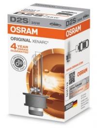 Ксеноновая лампа D2S OSRAM XENARC ORIGINAL 66240 (ОРИГИНАЛ)