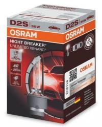 Ксеноновая лампа D2S OSRAM XENARC NIGHT BREAKER UNLIMITED 66240XNB (ОРИГИНАЛ)