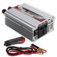 Автомобильный инвертор / преобразователь с 24В на 220В AVS 24/220V IN-600W-24