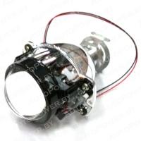 "Биксеноновые линзы 1.8"" AutoPower Morimoto mini H1 METALL BASE с масками (пара)"