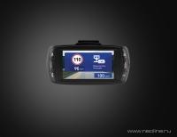Видеорегистратор Neoline WIDE S55 с GPS базой стационарных радаров ГАИ
