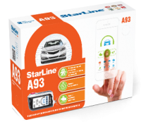Автосигнализация с автозапуском StarLine A93 V2