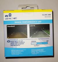 Светодиодные лампы H7 NARVA Range Performance LED (пара)