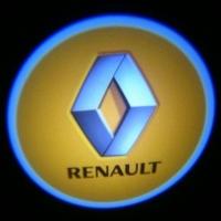 Проекторы логотипа Renault
