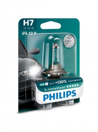 Галогеновая лампа H7 Philips X-tremeVision