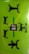 Держатель на лобовое стекло и на подголовник AUTOHOLD-BK