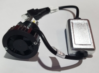 Светодиодные лампы LED H7 Warrior X Ra8 mini ZES (пара)