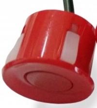 Датчик парктроника AVS красный (1 шт.)