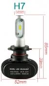 Светодиодные лампы LED H7 N1/S1 CSP (пара)