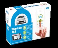 Автосигнализация с двухсторонней связью StarLine А63